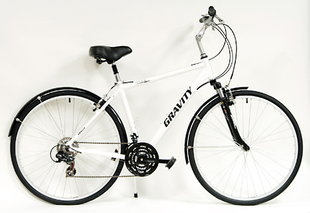 Bikes Gravity Dutch Economy Hybrid Bicycle with 700c Wheels Image
