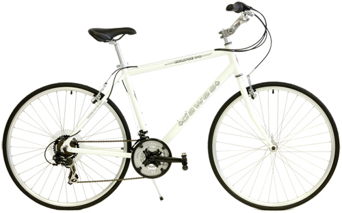Bikes Dawes Eclipse 1.0 - 7 speed Hybrid Bike Image