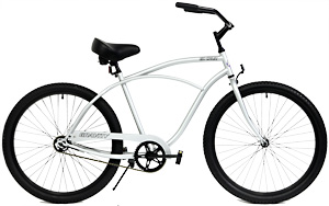 Bikes Gravity EZ Cruz Single Speed Beach Cruiser Image