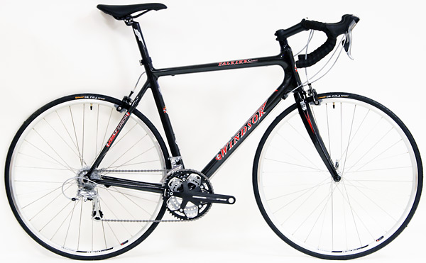 Bikes Windsor Falkirk Carbon Shimano Tiagra/105, 27 Speed Road Bike Image