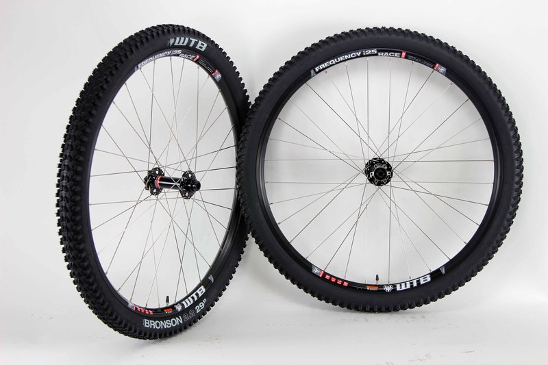 Parts 29 inch Fantom 29er Comp Fat Bike Wheel Set Thru Axle Spacing  Image