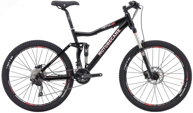 Bikes Motobecane  Fantom 27.5 6x6 Comp Full Suspension Mountain Bike Image