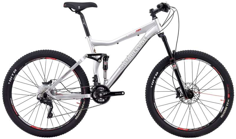 Bikes 2015 Motobecane Fantom 27.5/650B 6BY6 PRO TCS Shimano XT/SLX DynaSys 20 Speed Mountain Bike Image