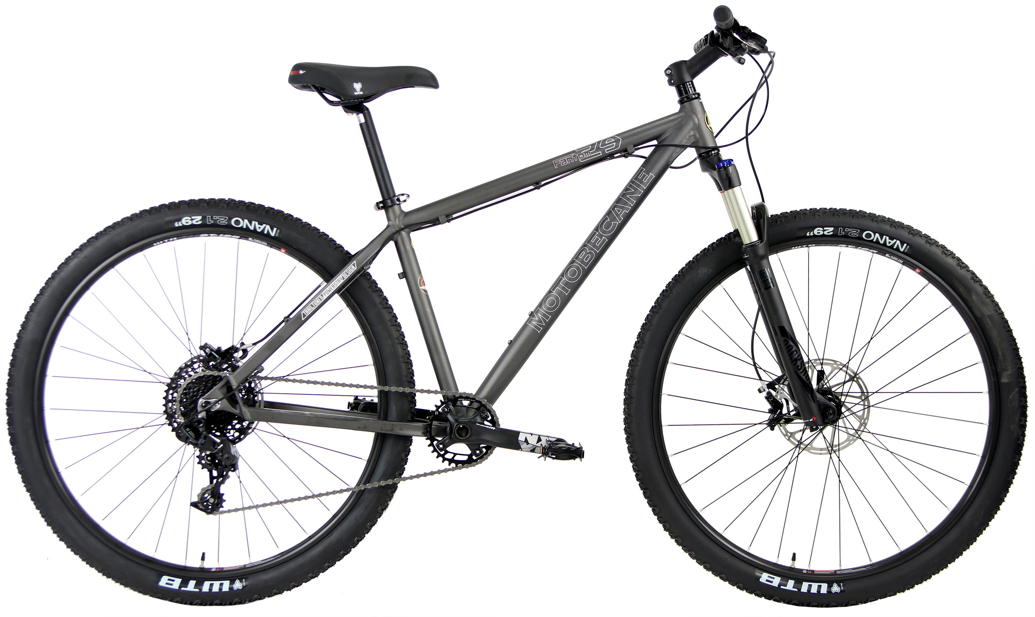 Bikes Motobecane Fantom 29 NX 1 x 11 Mountain Bike Image