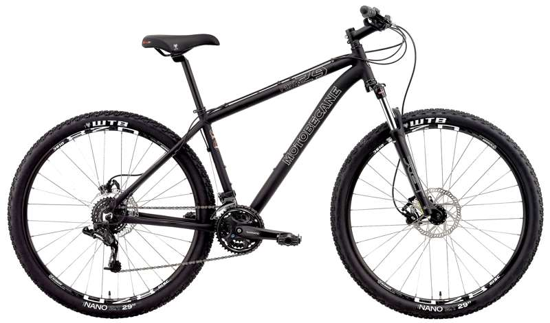 Bikes Motobecane Fantom 29 SRAM X4 24 Speed Front Suspension 29er Mountain Bike Image