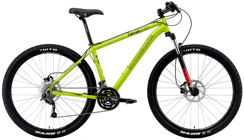 Bikes 2017 Motobecane Fantom 29 Comp Shimano SLX 30 Speed Mountain Bike Image