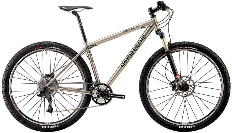 Bikes Motobecane Fantom Pro Ti 29er Sram X9 30 Speed Mountain Bike Image