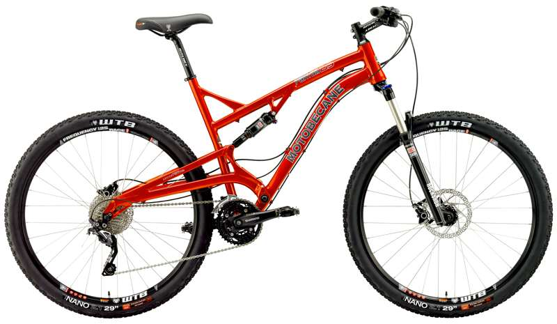 Bikes 2016 Motobecane Fantom DS Comp 29 / 27.5 Shimano SLX Deore Dual Suspension Mountain Bike Image