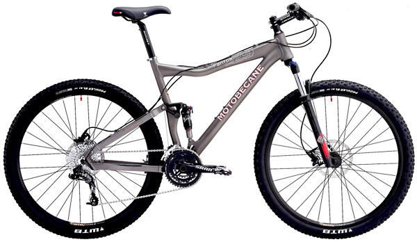 Bikes Motobecane Fantom 29 29er Dual Suspension Bike Sram X9 Image