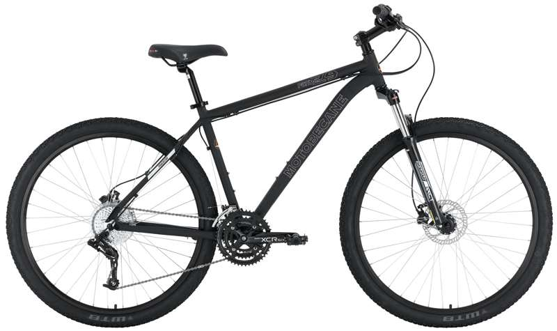 Bikes Motobecane Fantom 29 Expert SRAM X5 27 Speed Front Suspension 29er Mountain Bike Image