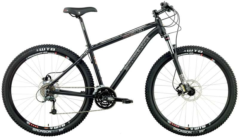 Bikes 2016 Motobecane Fantom 29 Trail Deore 27 Speed Mountain Bike Image
