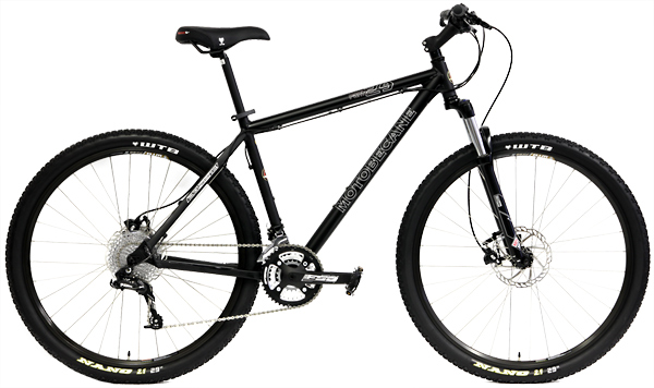 Bikes Motobecane Fantom 29 X5 SRAM X5 30 Speed Mountain Bike Image