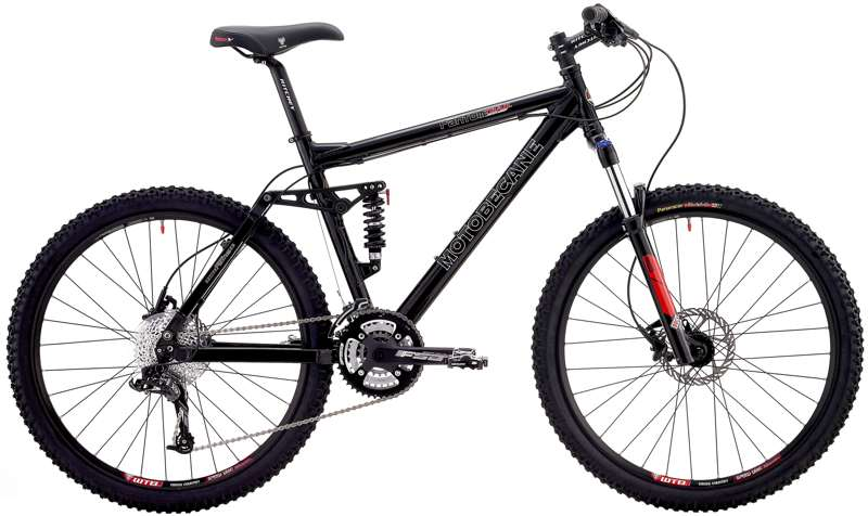 Bikes Motobecane Fantom Trail X9/ X7 SRAM X9, 30 Speed Front Suspension Bike Image