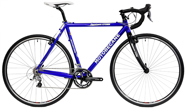 Bikes Motobecane Fantom Cross Bike with Carbon Fork Image