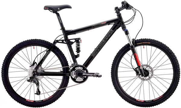 Bikes Motobecane Fantom DS Trail SRAM X9/X7  30 Speed Mountain Bike Image