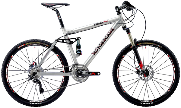 Bikes Motobecane Fantom Team Dual Suspension Mountain Bike Image