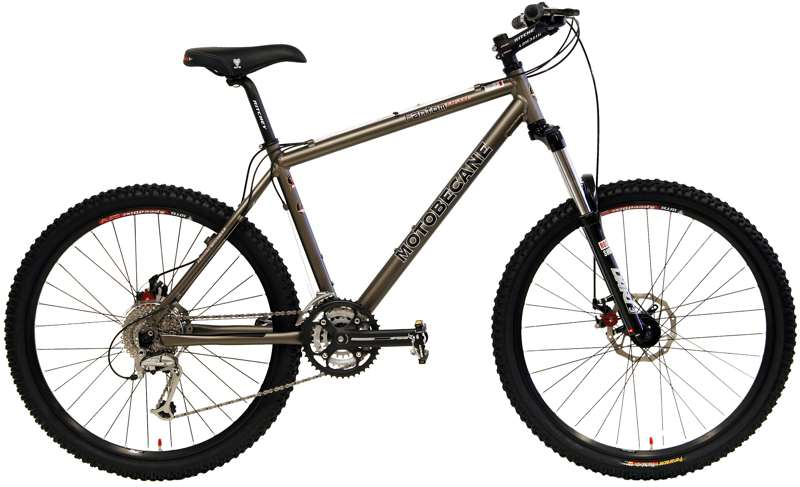 Bikes Fantom Trail: Motobecane Fantom Trail 26 inch wheel Hardtail MTB Image