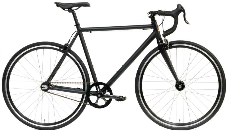 Bikes Motobecane Fixie Record CF Carbon Fork Fixed Gear Track Single Speed Bike Image