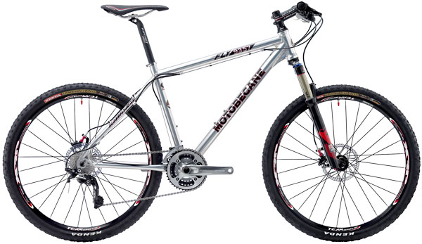 Bikes Motobecane Fly 9357 Shimano DynaSys XTR/XT 3x10 Front Suspension Mountain Bike Image