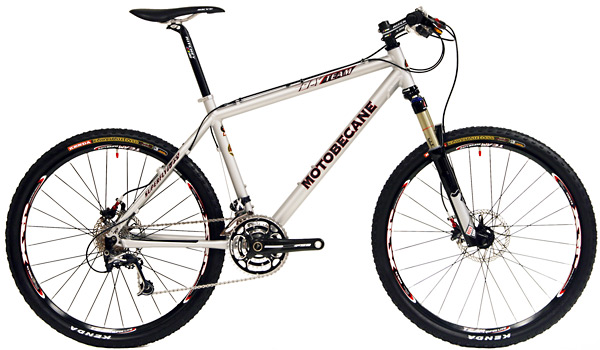 Bikes 2010 Motobecane Fly Team 26 inch wheel 27 Speed XTR REBA TEAM Mountain Bike Image