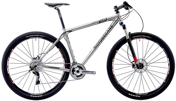 Bikes Motobecane Fly 29 Team Ti Hardtail 29er 30 Speed XTR Image