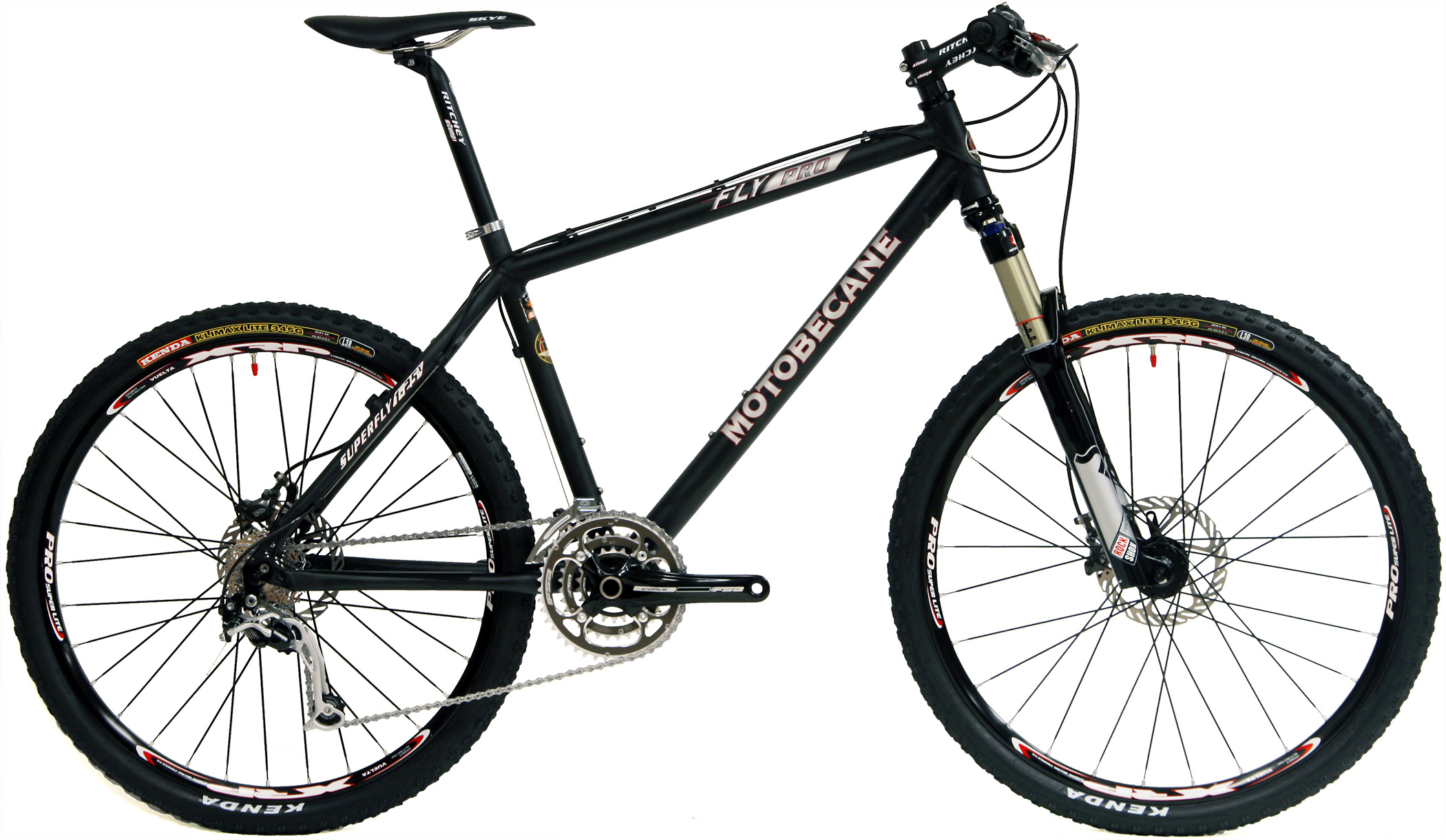 Bikes Motobecane Fly Pro 27 Speed Aluminum Mountain Bike  Image