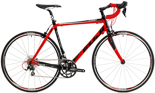 Bikes Fuji SL-1 Comp LE Shimano 105 20 Speed Full Carbon Road Bike Image