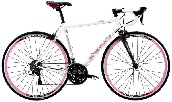 Bikes Motobecane Gigi Comp Shimano Claris 24 Speed Woman's Carbon Fork Road Bike Image