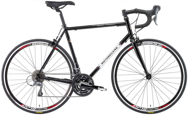 Bikes Motobecane Gran Premio SL 21 Speed STI 4130 Butted Cro Moly Steel Road Bike Image