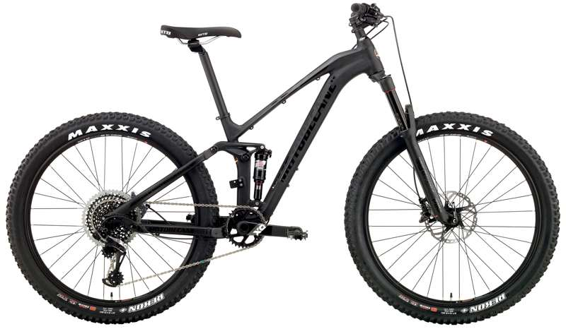 Bikes 2018 Motobecane Hal Boost Team SRAM EAGLE 1x12 Speed 27.5/650B Full Suspension Image
