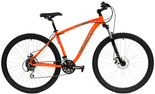 Bikes Dawes Haymaker 2900 Disc Brake 24 Speed Mountain Bike Image