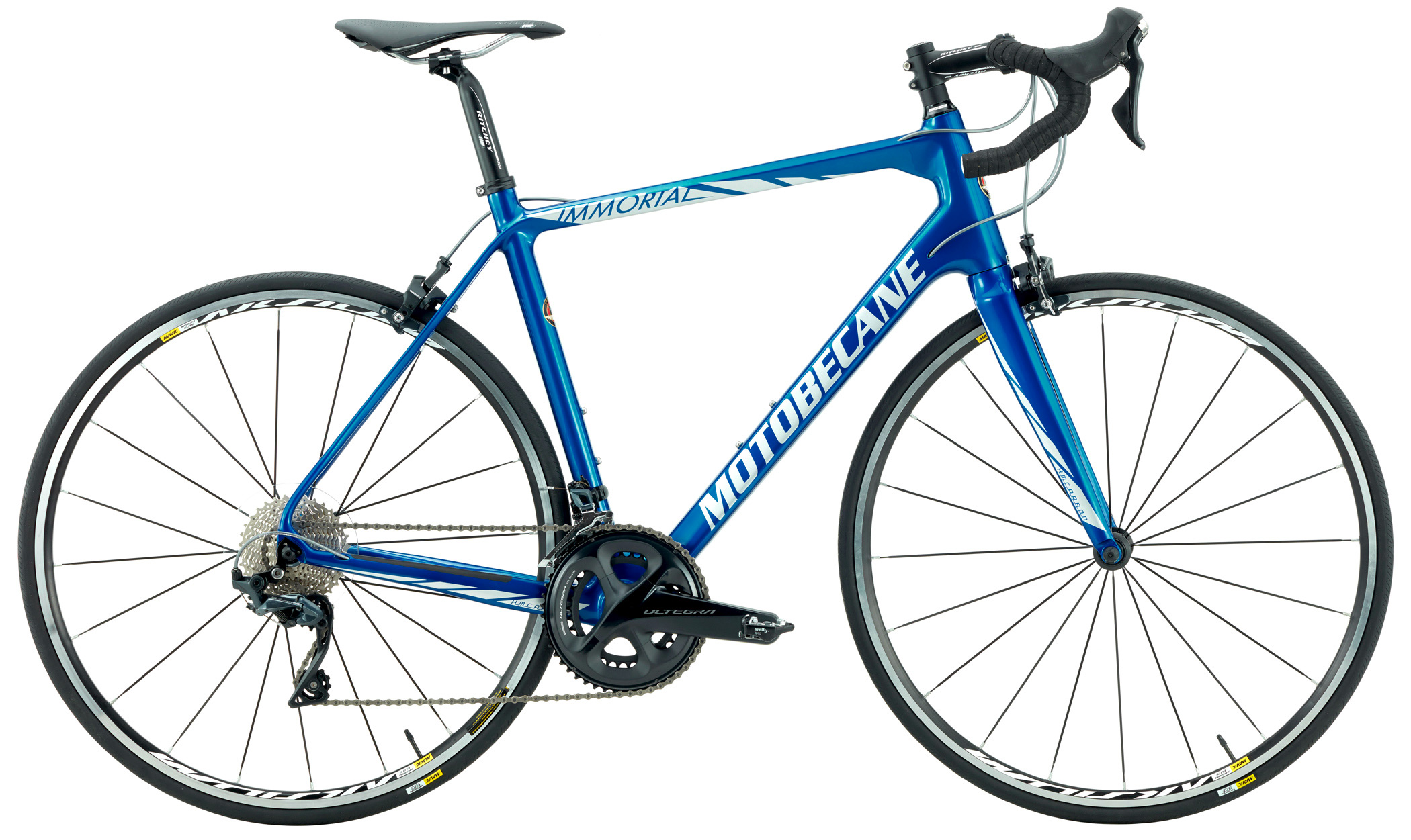 Bikes 2019 Motobecane Immortal Pro Ultegra Equipped 22 Speed Carbon Road Bike Image