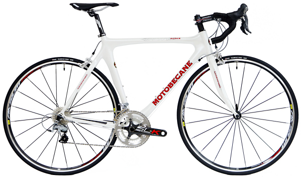 Bikes Motobecane Immortal Force Full Carbon - Ultegra Image