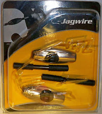 Parts Jagwire J2 Inline Cable Adjusters - Pair Image
