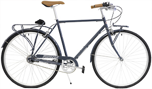 Bikes Windsor Kensington 8 Speed Urban Bike with Fenders Image