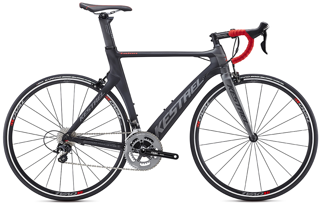 Bikes 2017 Kestrel Talon 105 Road 22 Speed Carbon Fiber Road Bike Image