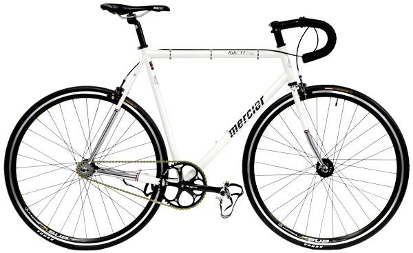 Bikes Mercier Kilo TT PRO  Fixed Gear / Single Speed Bike Chrome Stays Image