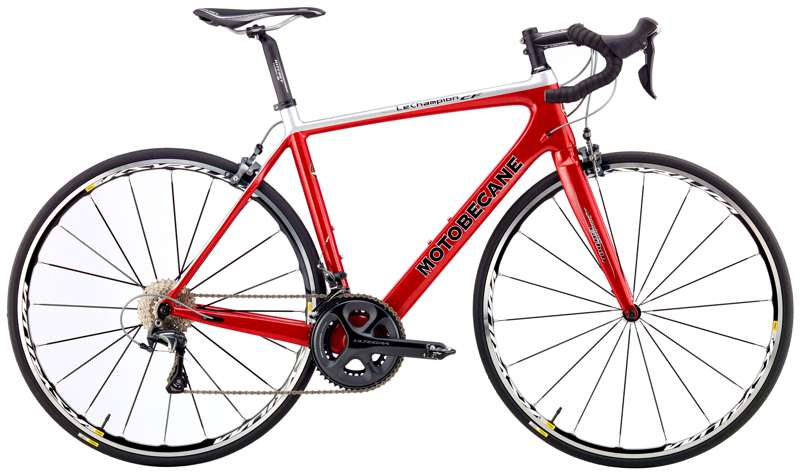 Bikes Motobecane Le Champion CF Ltd Carbon Fiber Ultegra 11 Speed Equipped Road Bike Image