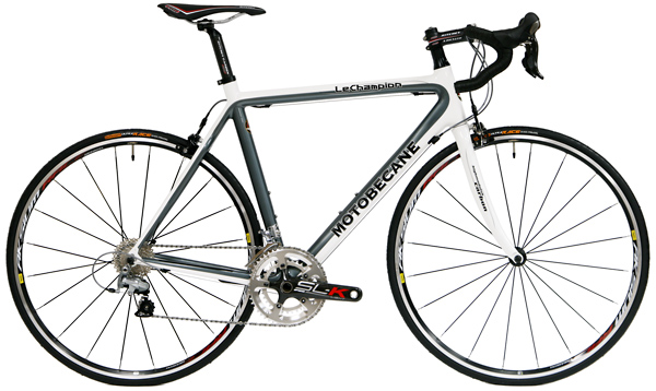 Bikes 2013 Le Champion LTD Carbon Fiber Shimano Ultegra 6700, 20 Speed Road Bike Image