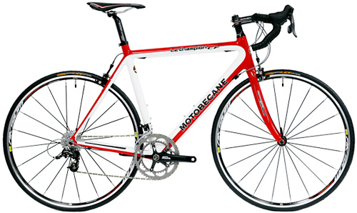 Bikes 2011 Motobecane Le Champion CF SRAM Rival, 20 Speed Road Bike Image