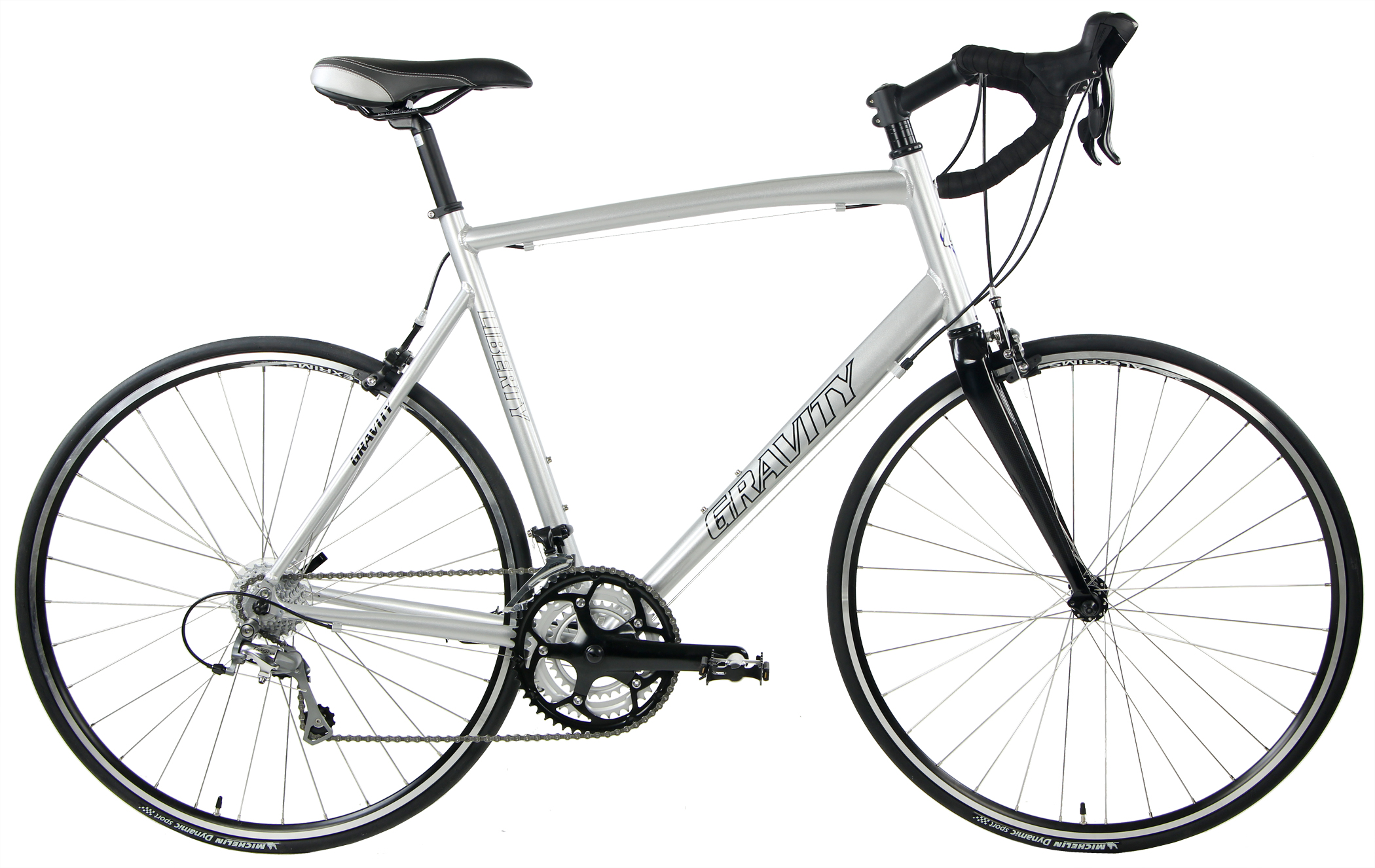 Bikes Gravity Liberty 2 Road Bike Sora / Carbon Fork Equipped Image