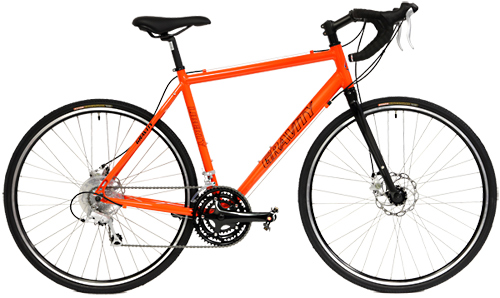 Bikes Gravity Liberty CXD Shimano SORA 24Spd Cyclocross Disc Brake Bike Image