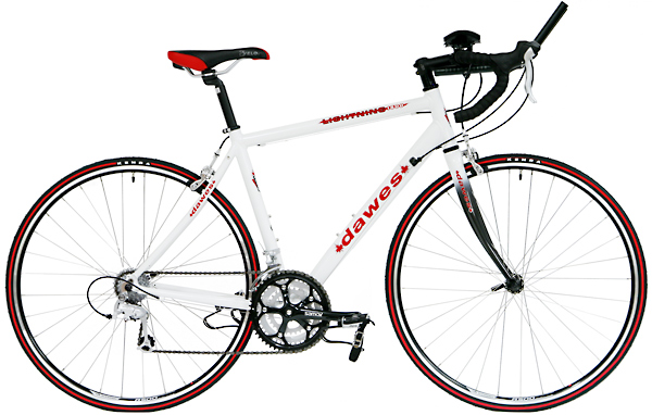 Bikes Dawes Lightning 1500 Economy Triathlon Road Bike Image