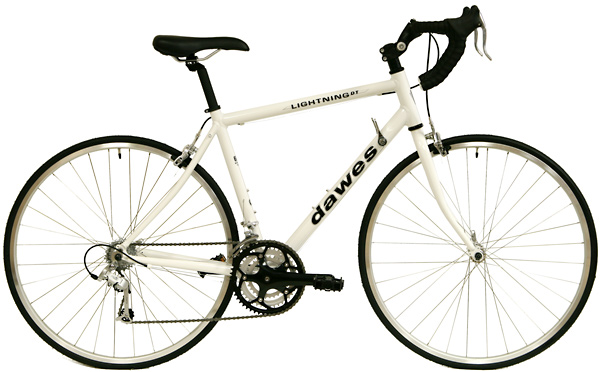 Bikes Dawes Lightning DT MicroShift/SunRace 24 Speed Road Bike Image