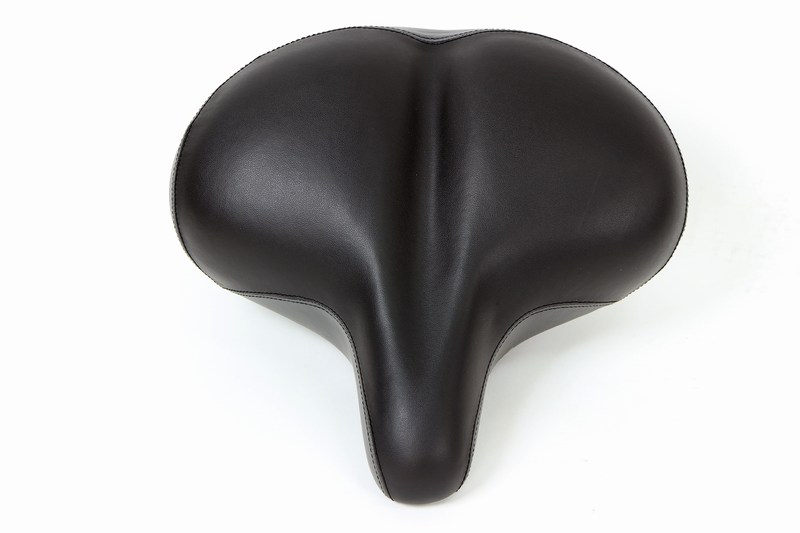 Parts Mango Super Wide Comfort Cruiser Bike Bicycle Seat Saddle Image