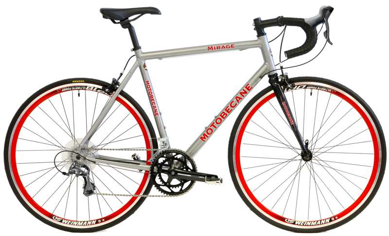 Bikes 2013 Mirage SL Shimano Claris STI 16 Speed Aluninum Road Bike Image