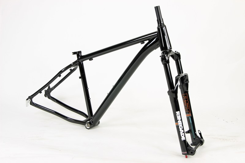 Clothing Gravity Bullseye Monster Frame Set RST Suspension Fork Image