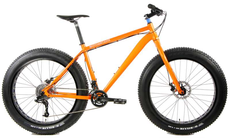Bikes Motobecane FB5 3.0 Bluto Ready Sram 2X10 Disc Brake Fat Bike Image