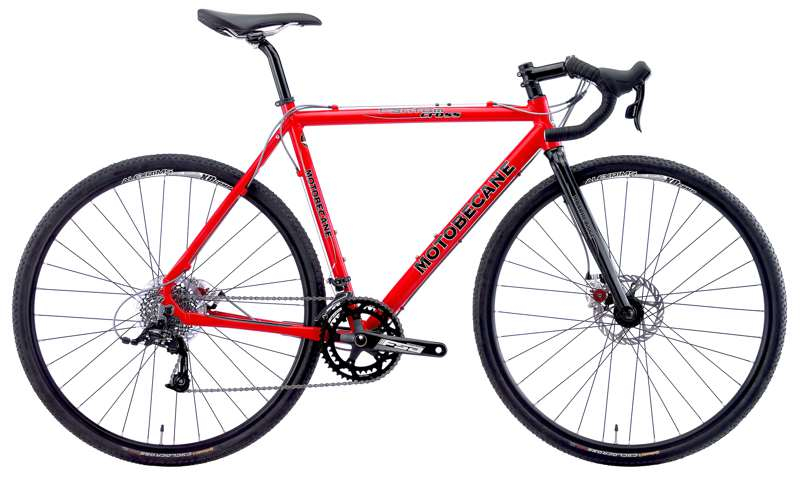 Bikes Motobecane Fantom Cross Disc Brake and Sram Apex Equipped Image