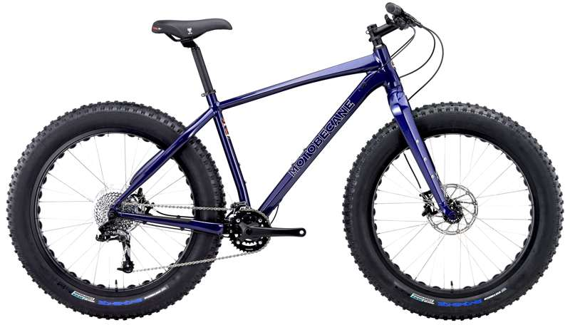 Bikes Motobecane Night Train Sram X7 /X9 Aluminum Fork Fat Bike Image